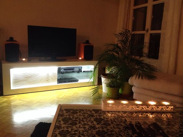 Charming apartment in the center of Lausanne - Lausanne - Apartment