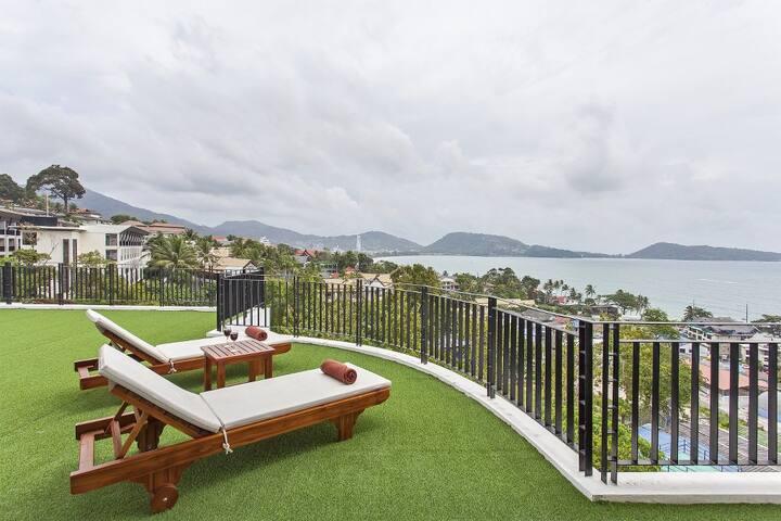⭐Baramee Villa 10BR Sleeps 20 w/Pool near Beach