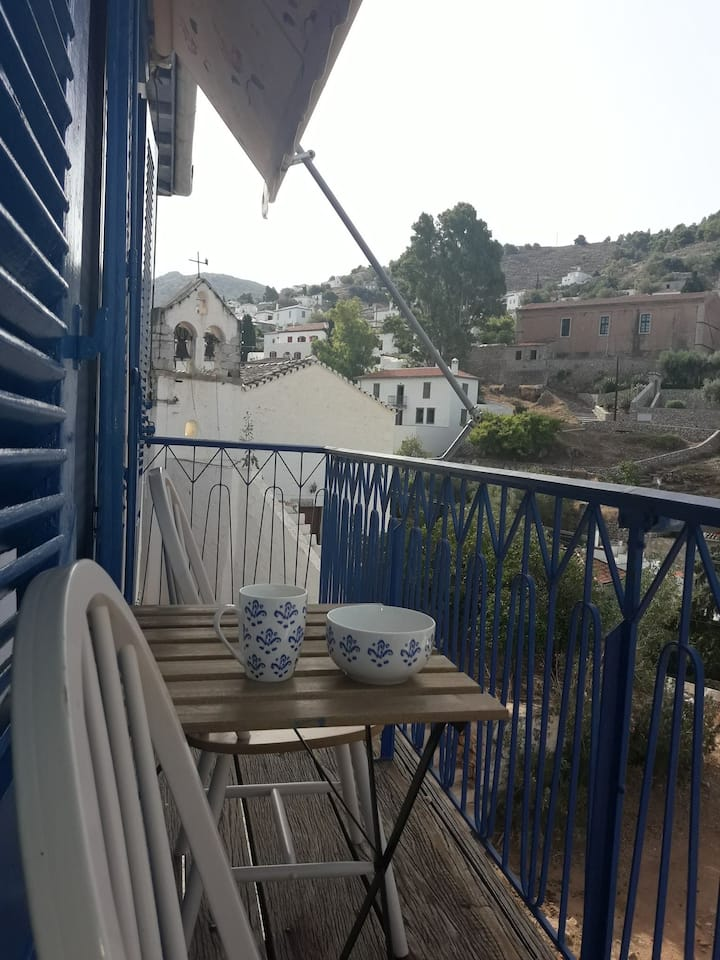 Dimitris' & Anna's house!