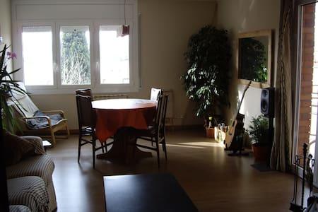 Pretty double room in Igualada!   - Pis