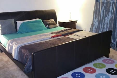 Dee's Spacious One bedroom apartment - New Carrollton - Pis