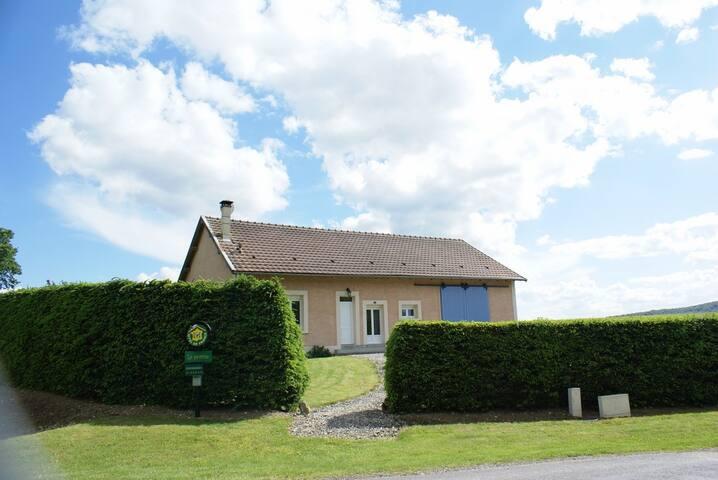 Gîte La Prairie à Boureuilles 55