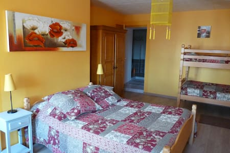 Les Bacchusiennes - Saint-Georges-sur-Layon - Bed & Breakfast