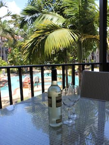 Noosa, Hastings St French Quarter Resort, sleeps 2 - Wohnung