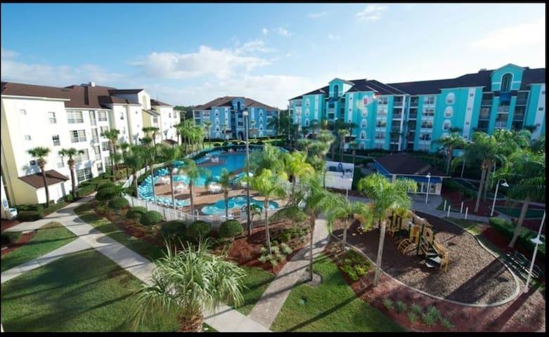 Orlando Grande Villas 1Bdr Condo near Disney Parks