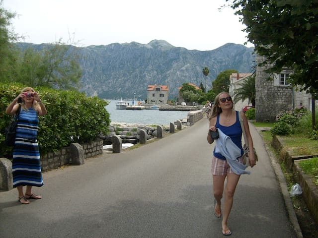 Boka Kotorska Bay, UNESCO WORLD HE  - Donji Stoliv - Apartament