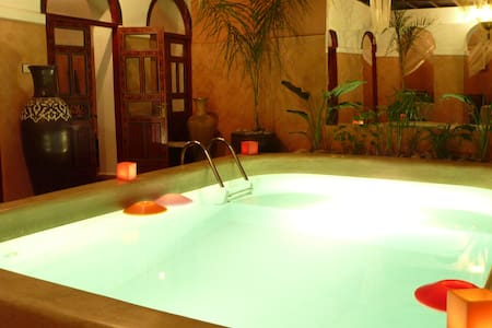 Riad el Grably romantic break - Marrakesh - Bed & Breakfast