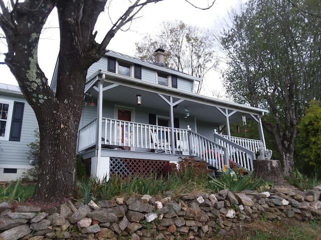 Rural Rappahannock County VA