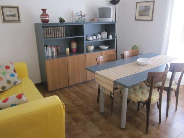 Appartamento semplice nel verde - Villa D'Adda - Leilighet