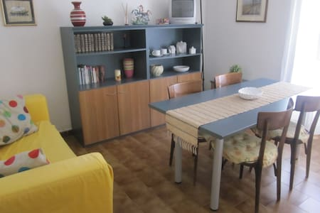 Appartamento semplice nel verde - Villa D'Adda - Διαμέρισμα