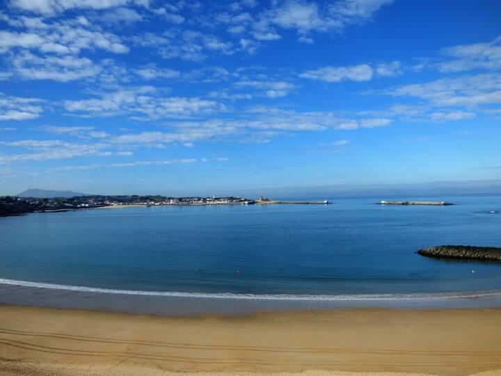 Die Bucht von Saint Jean de Luz