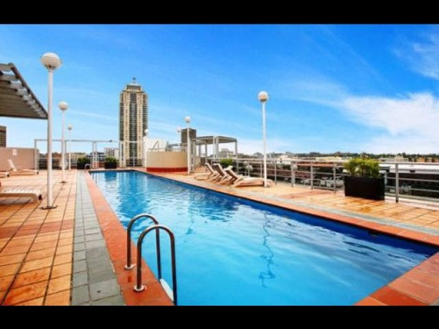 MASTER SUITE - Luxury Apartment in Darling Harbour - Sydney - Wohnung