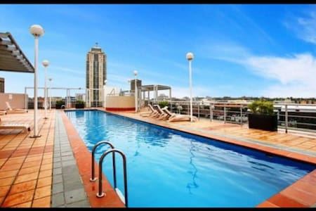 MASTER SUITE - Luxury Apartment in Darling Harbour - Sydney - Apartment