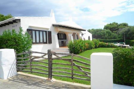 Villa Binikim, Binibequer, Menorca - Binibeca