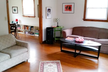 Walk to Campus! Comfy, Bright Private Room - State College