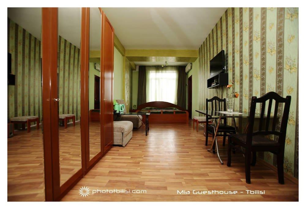 Executive Double Bedroom