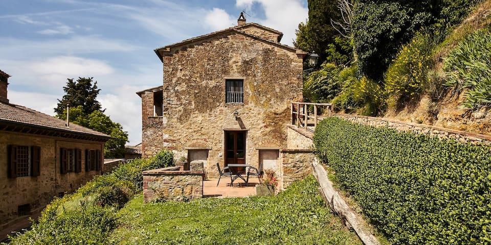 Il Castagno  FORNO - Gambassi Terme - Квартира