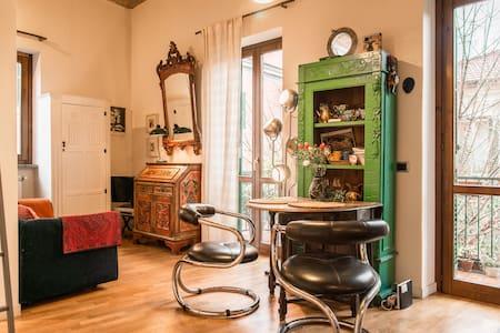 Charming bohémien studio in Pigneto - Rome - Apartment