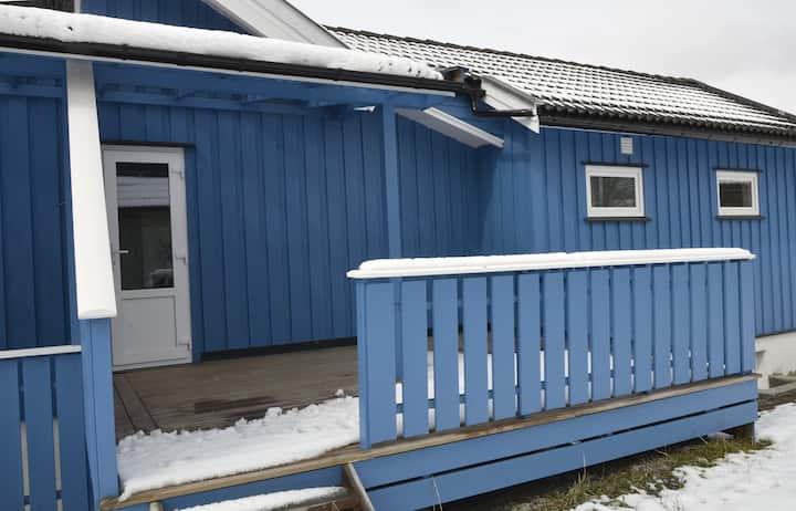 Detached house in Strømmen, Stasjonsveien