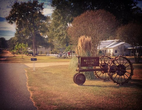 The Mahaffey Farm House