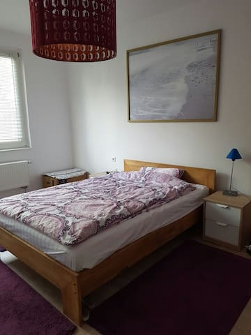 Private room,5 min from MainStation - Recklinghausen - Apartment