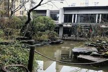 江景温馨大床房,屯溪老街,黎阳印象步行15分钟,黄山大观度假公寓,环境优雅