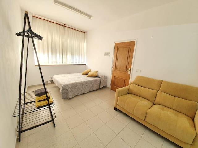 Apartament loft al Port de la Selva