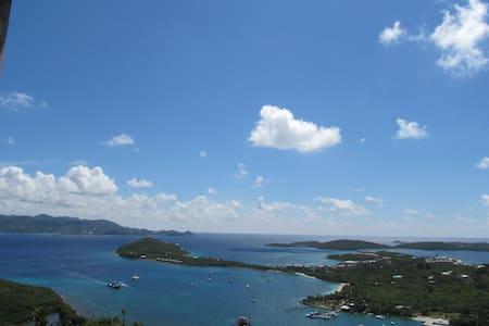 Blue Vista - Charlotte Amalie