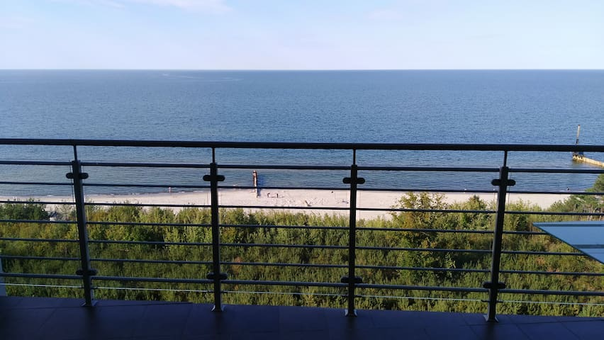 Baltic Beach View apartment Porta Mare