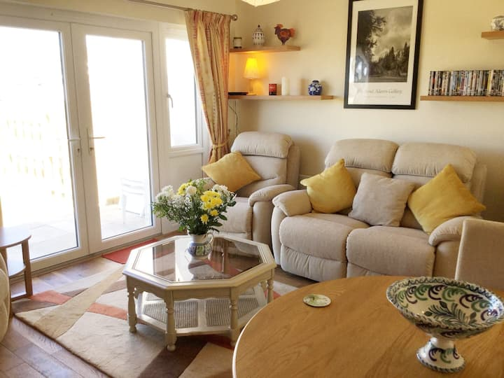 Discover Cornwall from our recently built bungalow