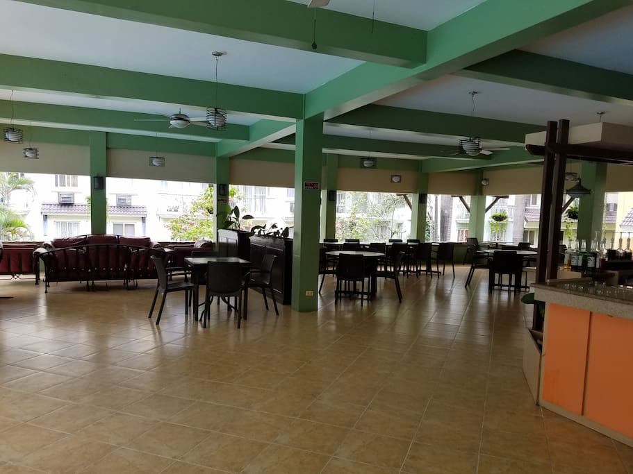 First Floor of Club House