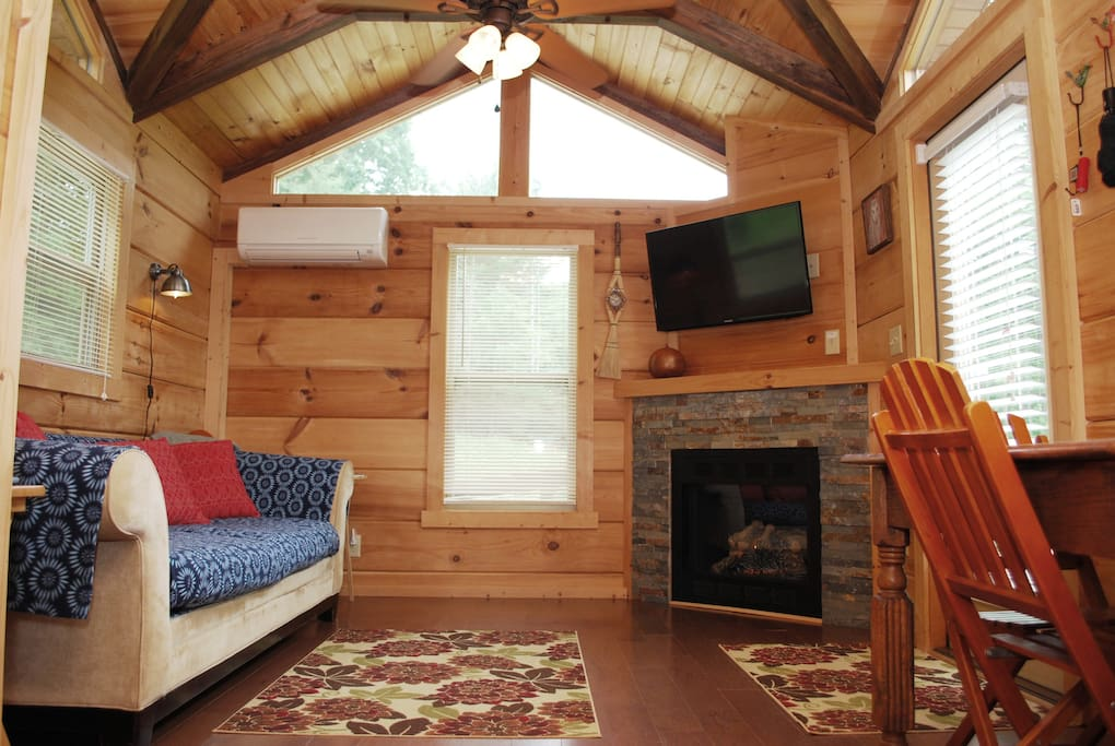Asheville Mills River Tiny House Tiny Houses For Rent