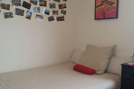 Komfortables Zimmer nahe der Uni Mainz & dem Hbf. - Magonza