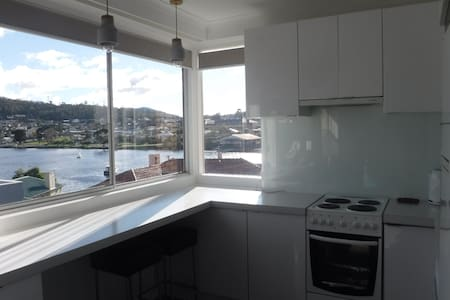 Marina Views - 6 mins from Hobart CBD with WiFi - Lindisfarne - Apartamento