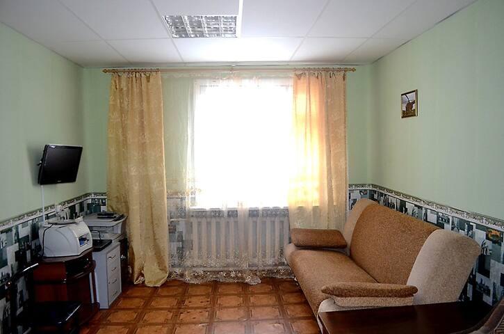 Теплая квартира в Хатанге - Chatanga - Huoneisto