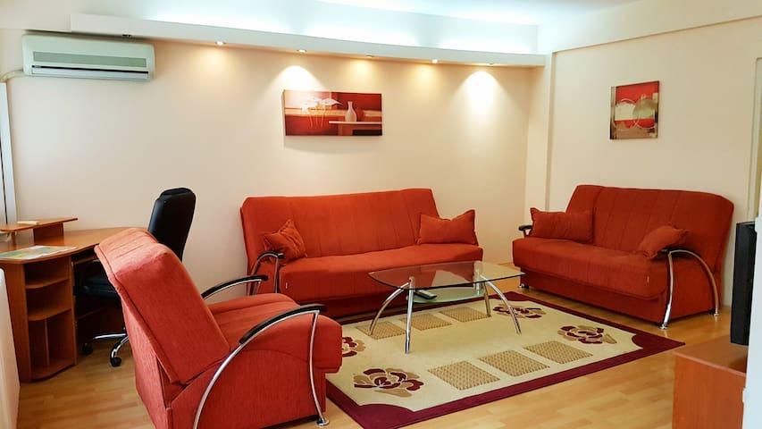 Comfy apartment near Skopje City Mall