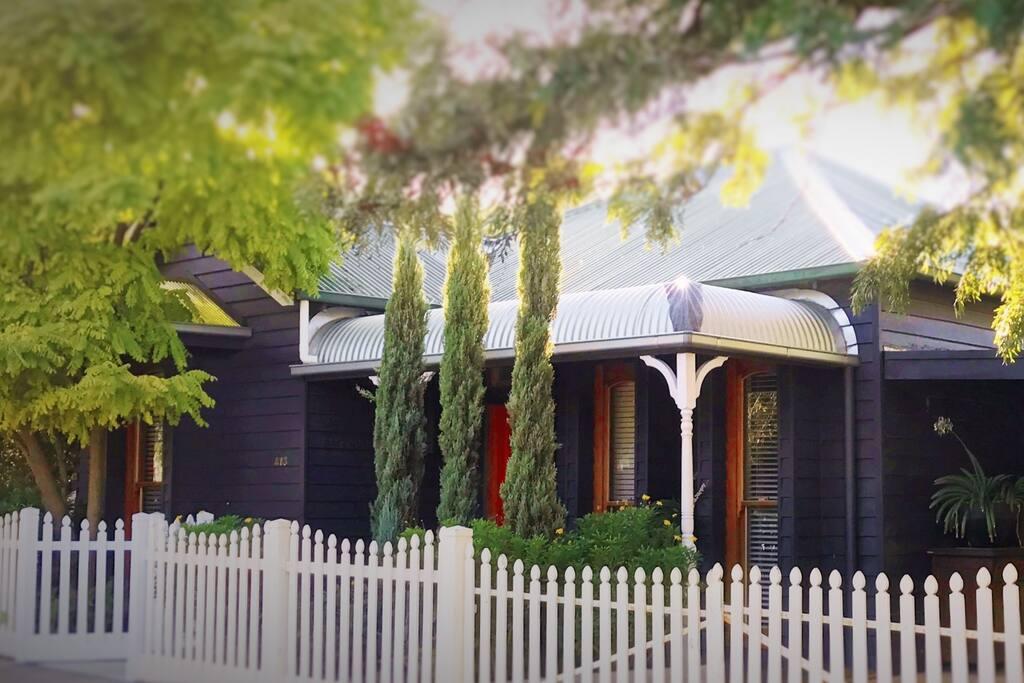 Built 1870 ARTISAN Ballarat