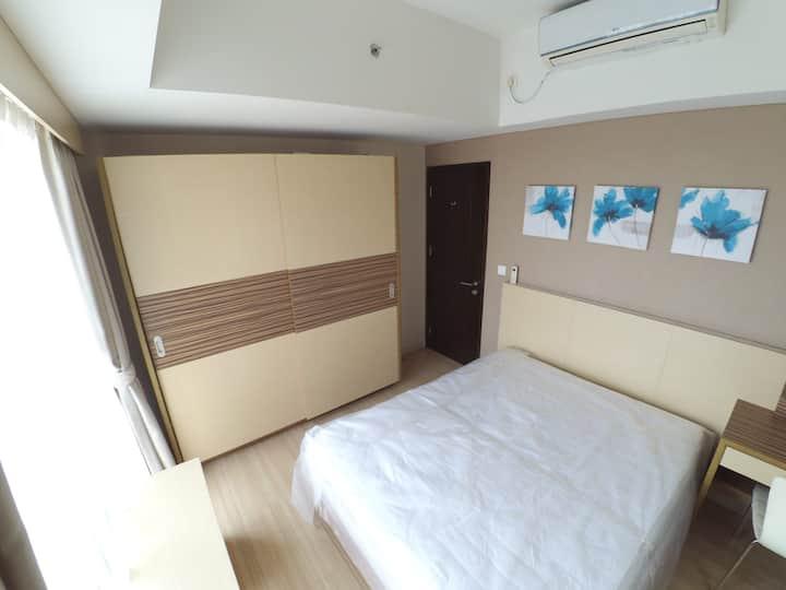 1BR Apartemen Westmark, (Tanjung  duren ,Grogol)
