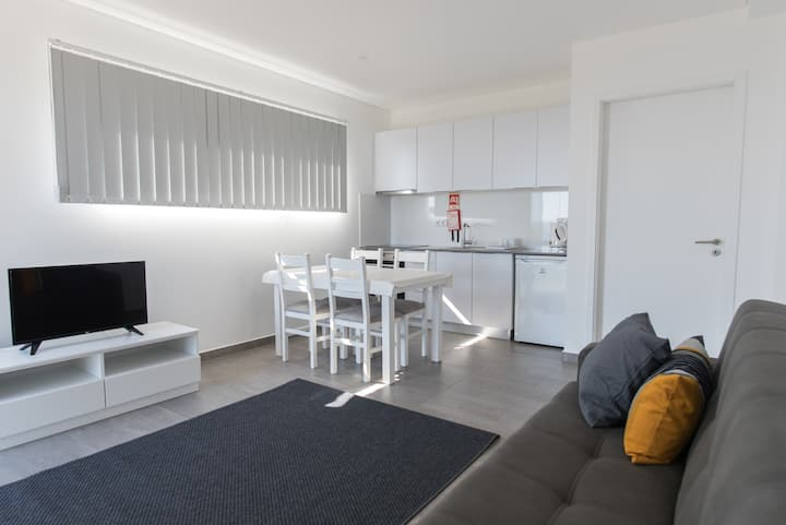 Apartamento completo para Casal - Portal dos Vimes