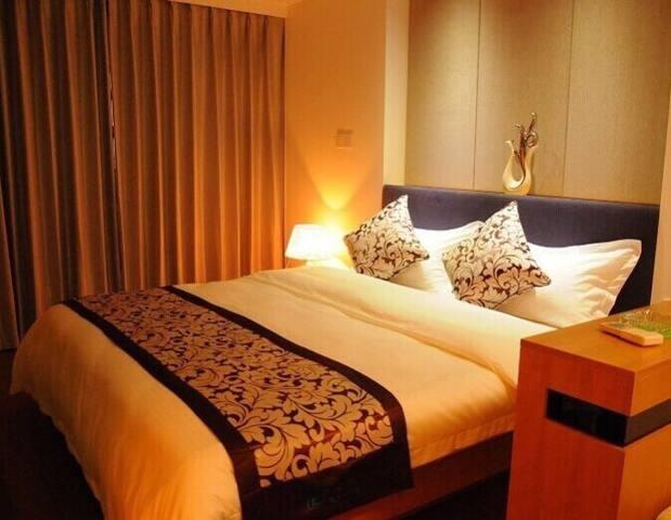 五星级豪华装修酒店式公寓毗邻五角场a Sunny Apartment - 上海 - Apartamento