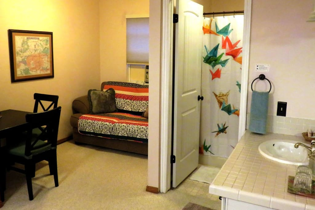 The Kolob Elk Room is our suite