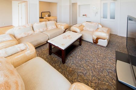 3 mins from Mooka IC/Spa Resort Livemax/Room 203