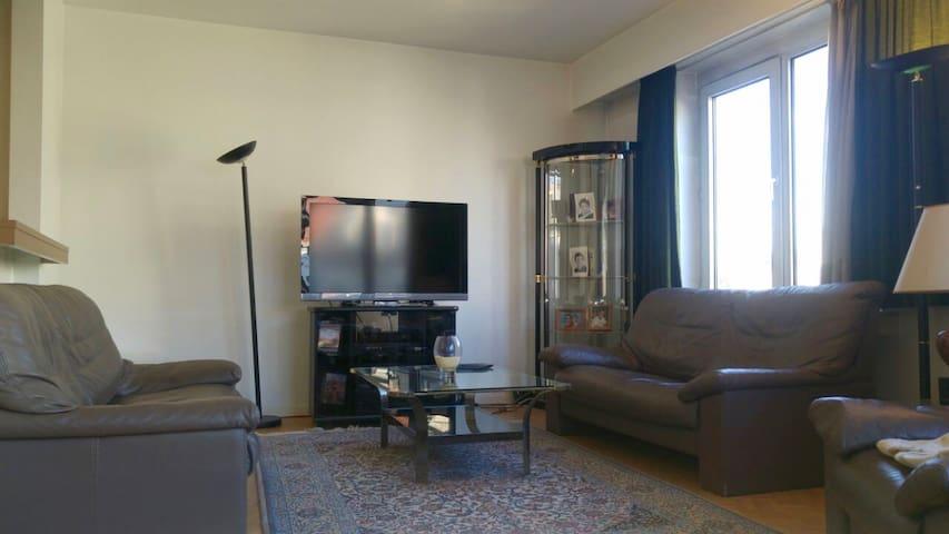 comfortable apartment in city center! - Antwerpen - Apartemen