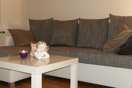 Room incl Sauna nearby lake/15 minutes from Zurich - Greifensee - Apartment