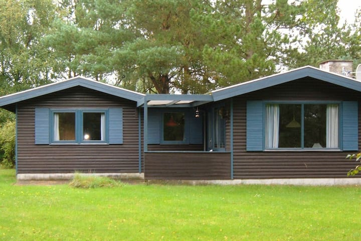 Winsome Holiday Home in Hojslev with Terrace