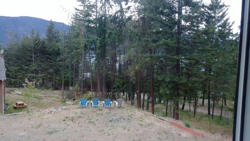 Chair Lake View