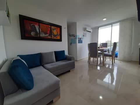 Apartamento familiar en Coveñas