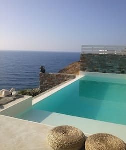 Unique stylish villa @ Kea (Tzia) island, Cyclades - House