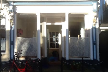 Snoezig Stulpje midden in Dorp - Ilpendam - Casa