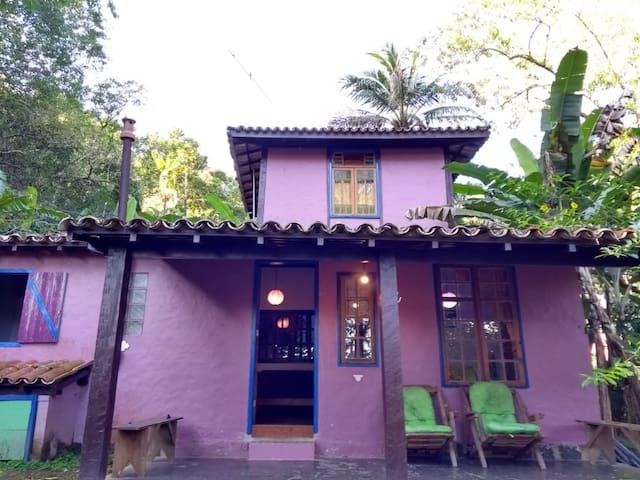 Casa Praia Grande do Bonete Ubatuba